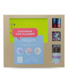 Clipbook A5 Creative Kit Pear
