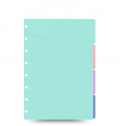 Divisori color Pastello Filofax Notebook