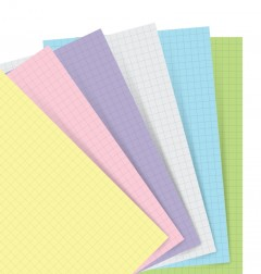 Filofax Notebook Pastello  Refill